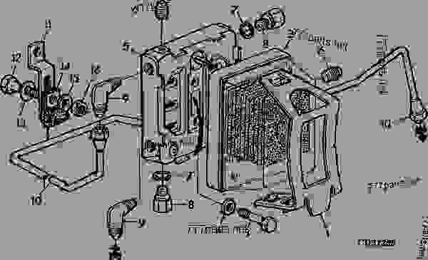 FUEL FILTER (MODEL 150) CODE 3502,3505,3506 [02K15