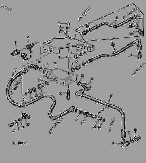 John Deere 4440 Electrical Diagram, John, Free Engine