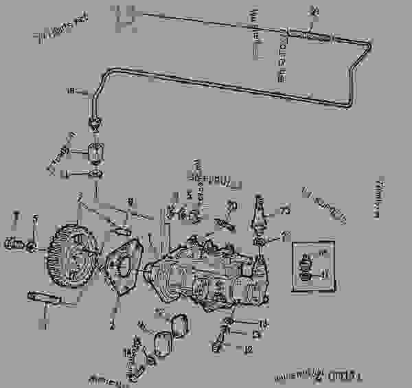 Wiring Diagram For John Deere 4030 Tractor John Deere G