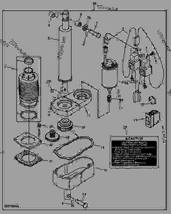 John Deere Gator Tx 4x2 Wiring Diagram John Deere Gator TX