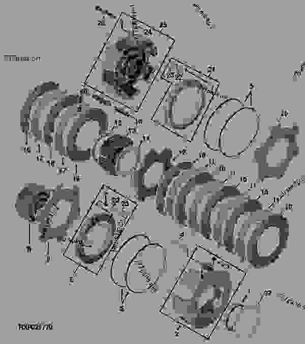 Wiring Diagram John Deere 4020 Powershift John Deere 4100