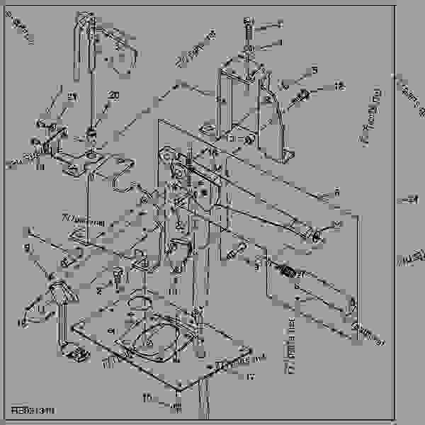 Secondary Brake Lever (European Version) (010000
