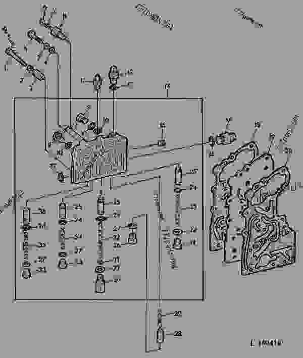 John Deere 4440 Wiring Diagram John Deere 4440 Information