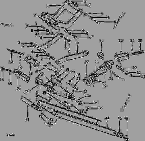 John Deere X530 Wiring Diagram John Deere 500 Series