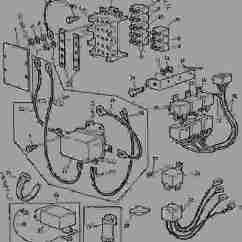 John Deere 4440 Wiring Diagram 1998 Ford Explorer Radio Circuit Breakers And Relays [01i14] - Tractor 4040, 4240, ...