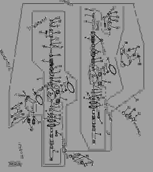 John Deere 265 Schematic. John Deere. Wiring Diagrams
