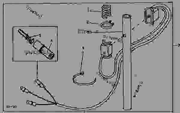 Seed Tube/Sensor Beet Seed Tube W/Run Or DBL Disk Open