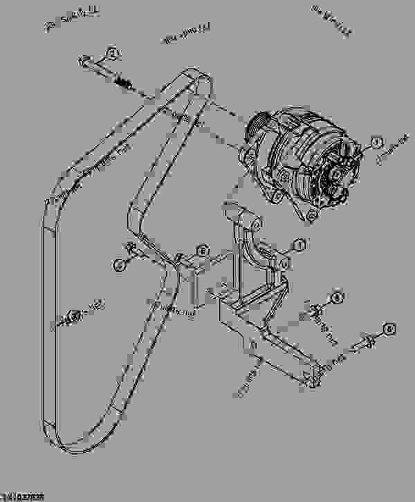 John Deere 210le Wiring Diagram