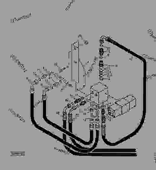 John Deere 950 Wiring Harness John Deere 4010 Wiring