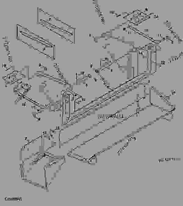 NET RAMP AND BRAKE ASSEMBLY FOR MACHINE WITH NET EDGE TO