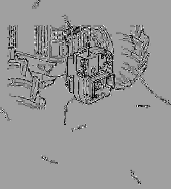 FRONT PTO (WITHOUT FRONT DRIVE PROVISION/ WITH OPTION