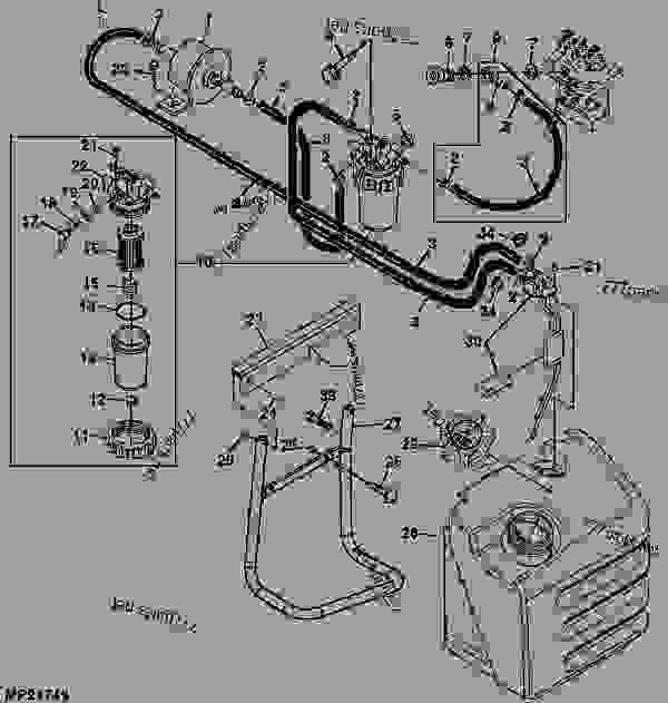 Electrical Wiring Diagrams For John Deere Gator 825i John