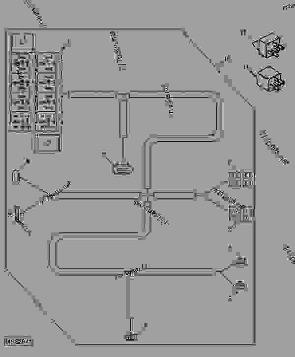 john deere bo wiring diagram