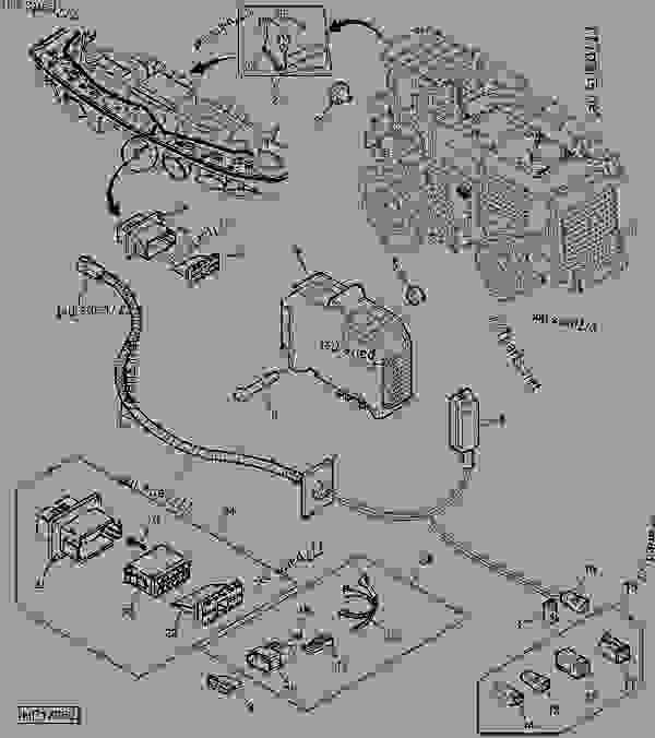Wiring Diagram For John Deere 5105 Tractor, Wiring, Free
