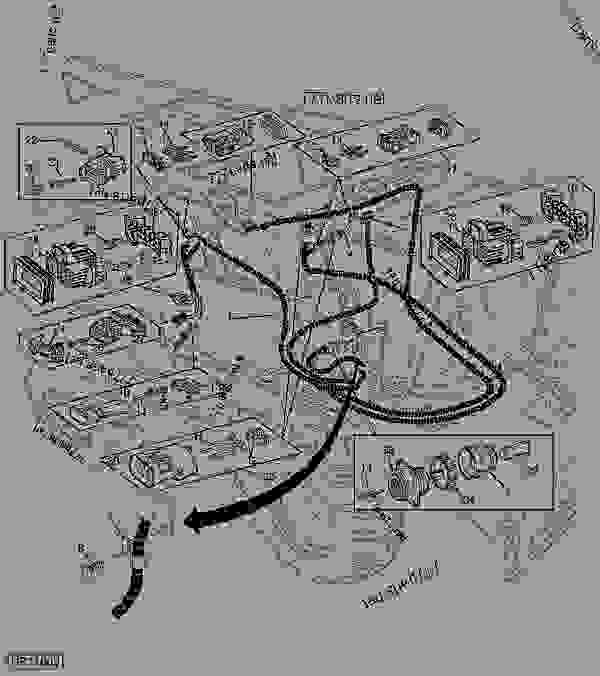 John Deere Greenstar Wiring Harness : 35 Wiring Diagram