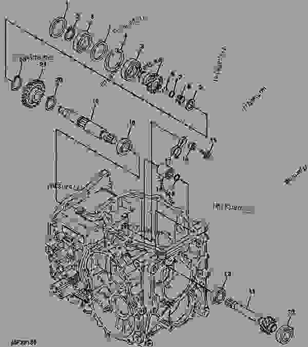 John Deere 4010 Pto Parts Diagram, John, Free Engine Image