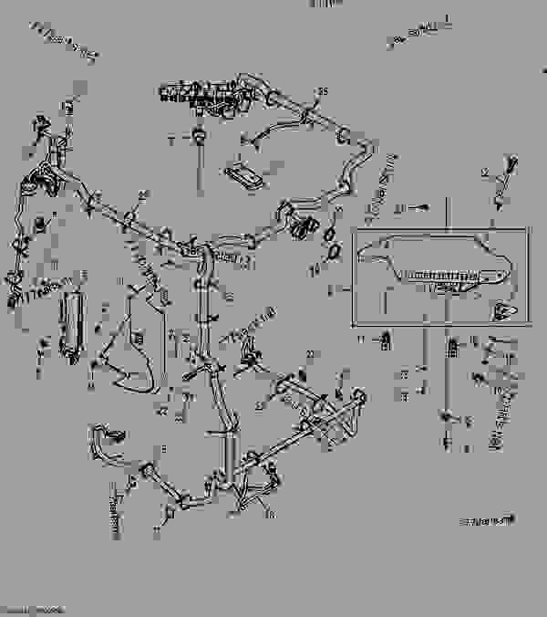 Wiring Harness Cat Skid Steer : 29 Wiring Diagram Images
