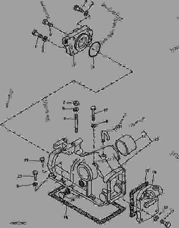 Utility John Deere 1050 Tractor Compact Utility 850 16001