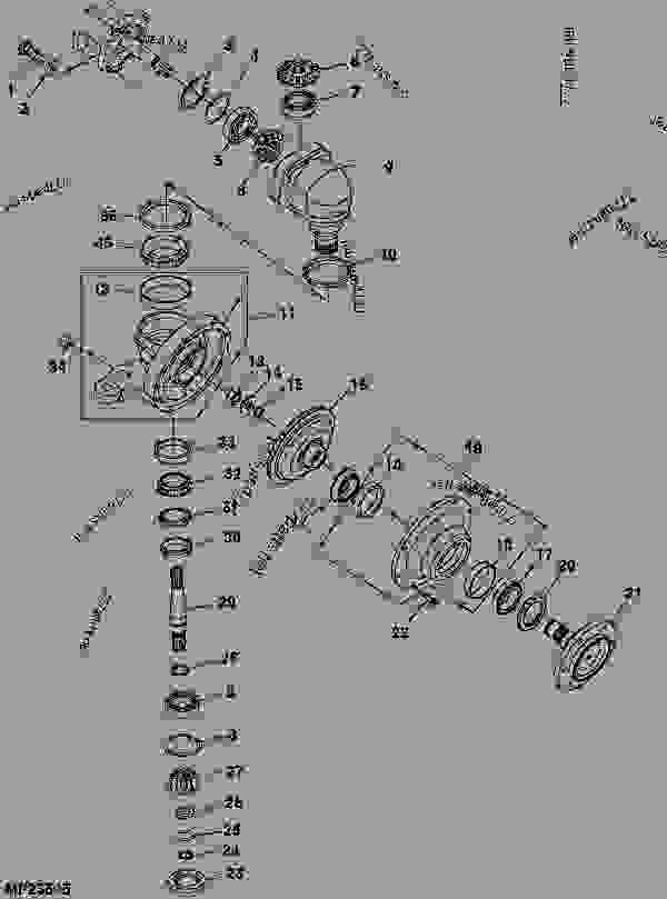 john deere 317 tractor wiring diagram heil trailer jinma parts david brown ~ elsavadorla
