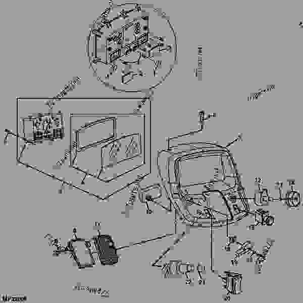 John Deere 4600 Wiring Diagram. John Deere. Free Wiring