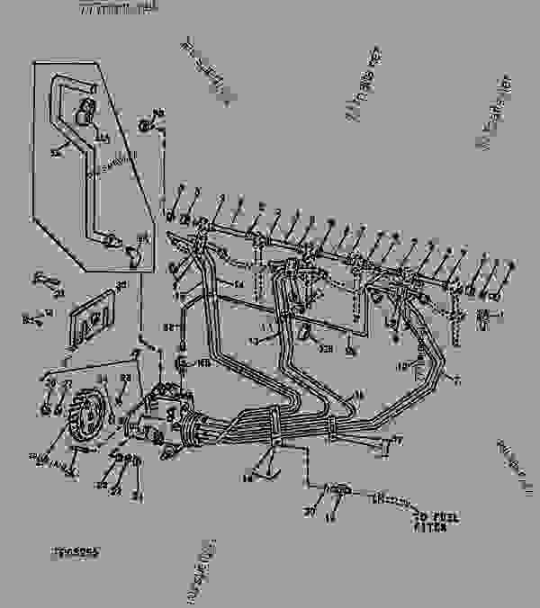 CODE 1602,03 FUEL INJECTION, REG GOV (WO TURBO), 3-5 PER