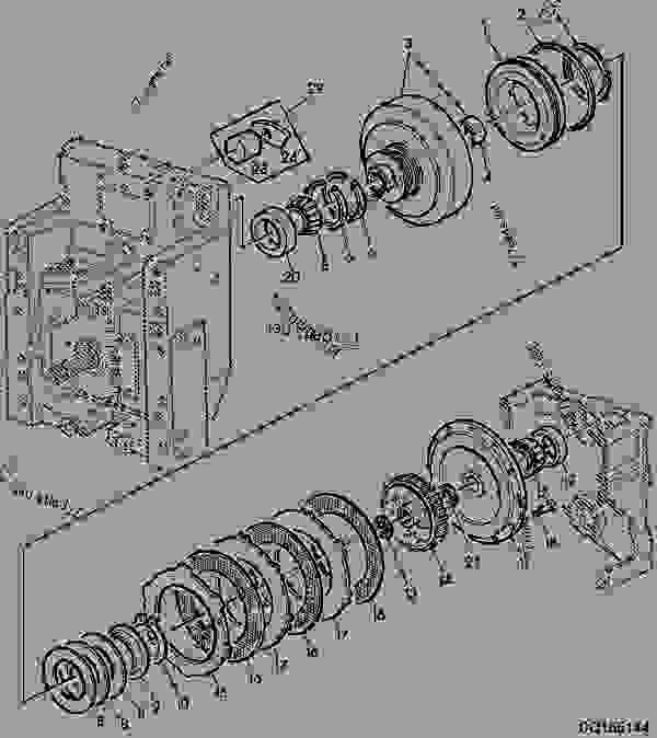 John Deere 5320 Tractor Wiring Diagram John Deere 5320
