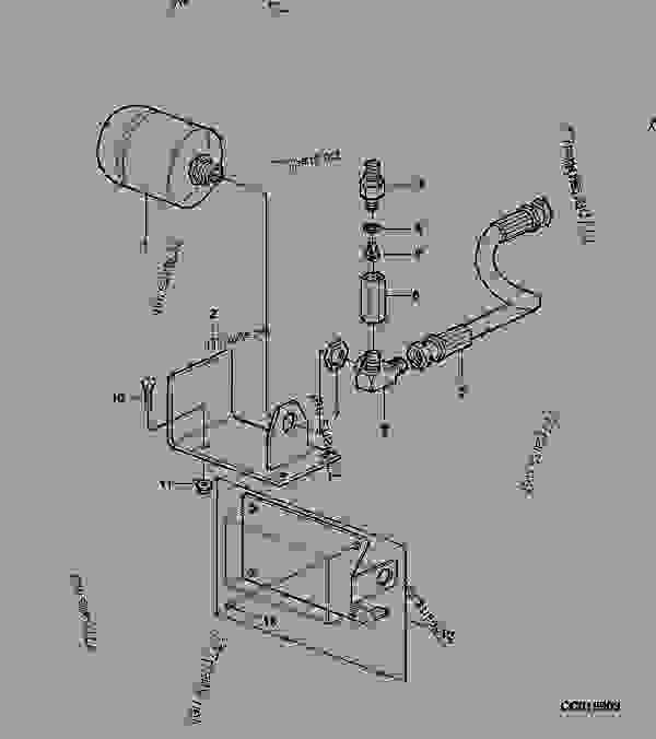 John Deere 4020 24v Wiring Diagram John Deere D Wiring