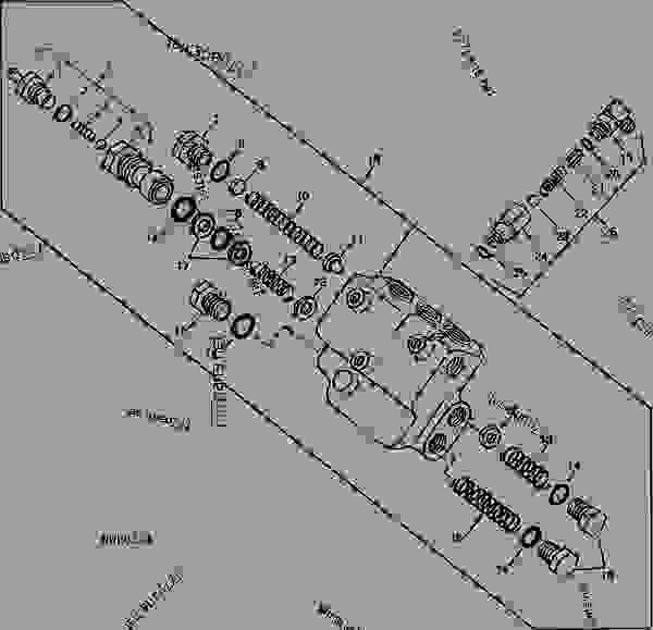 NEW HYDRAULIC PUMP JD 4440