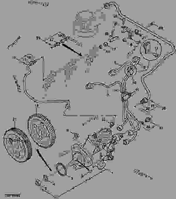 69 injector pump diagram