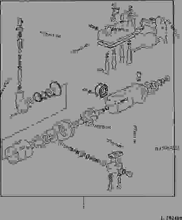 GASKET KIT (ROTO-DIESEL/CAV-LUCAS)(SARAN-CD) BASIC PUMP