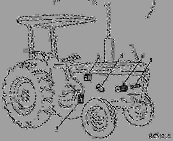 John Deere 2240 Engine. John. Tractor Engine And Wiring