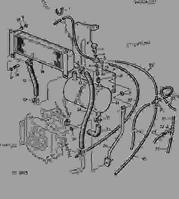 John Deere 2850 Wiring Diagram John Deere 6400 Wiring