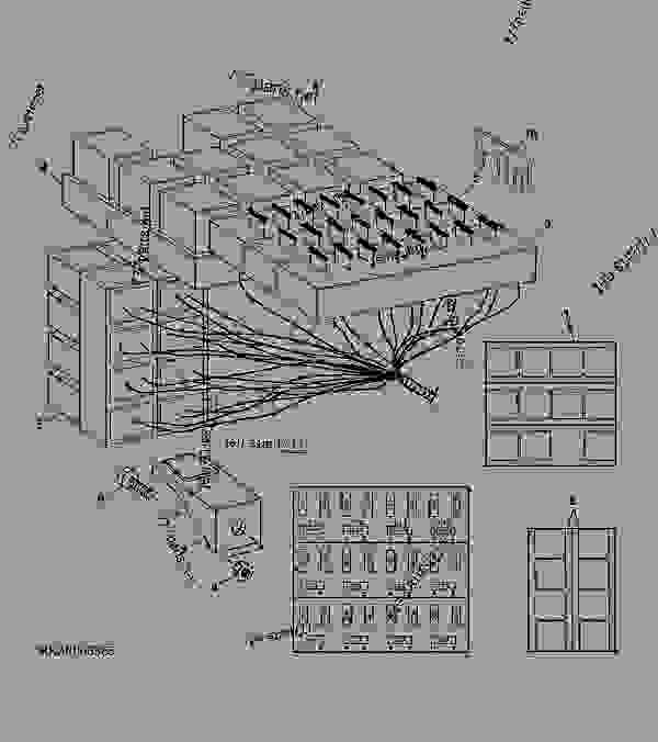 7710 Ford Tractor Wiring Diagram. Ford. Wiring Diagram Images