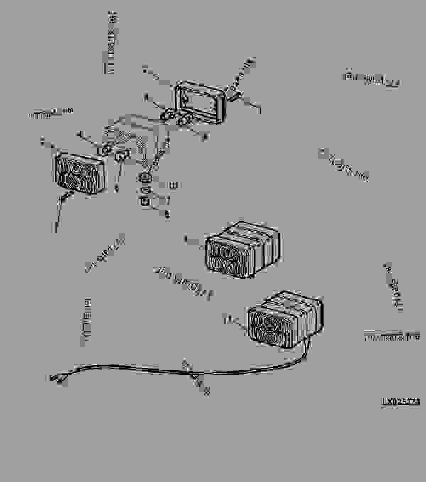 5400 John Deere Tractor Fuse Box, 5400, Free Engine Image