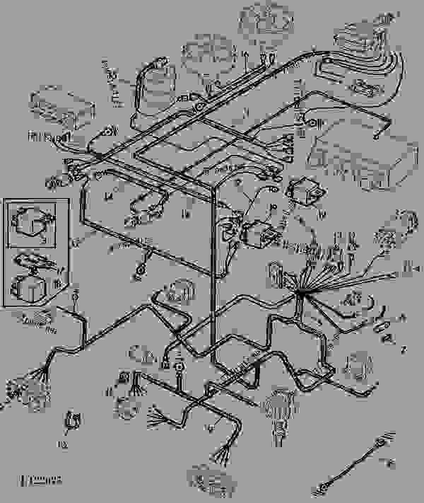 John deere 4430 ac wiring diagram