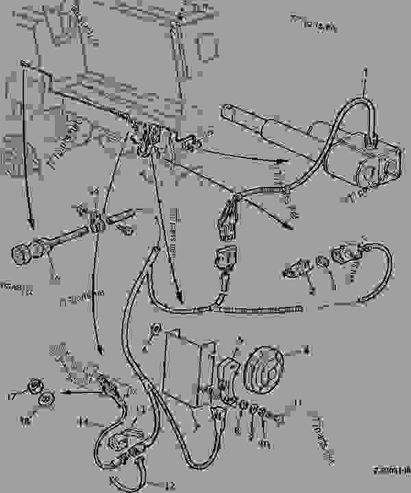 John Deere 8400 Wiring Diagram John Deere 755 Wiring