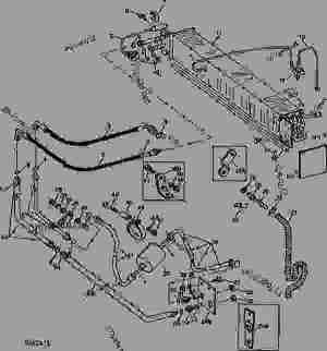 John Deere 4440 Air Conditioning Wiring Diagram  Somurich