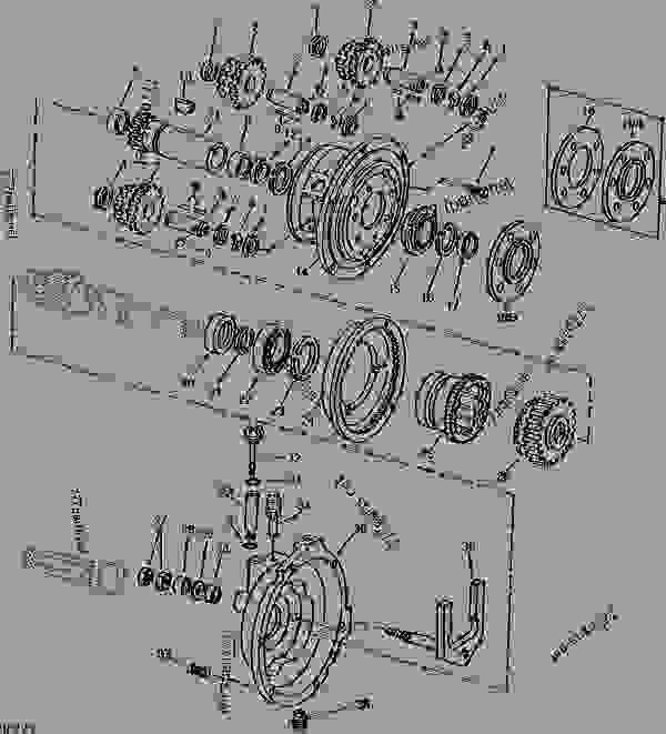 Wiring Diagrams For 7720 John Deere Combine Case IH 1680