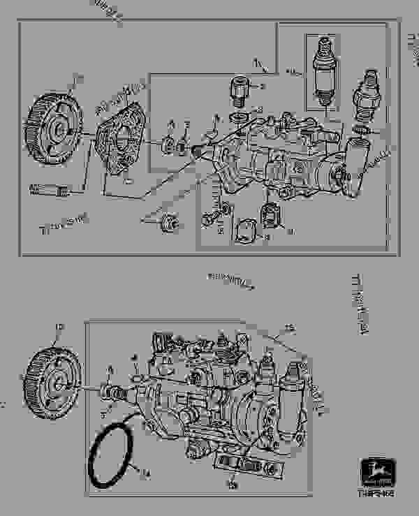 John Deere 5400 Fuse Box Diagram John Deere Fuse Block