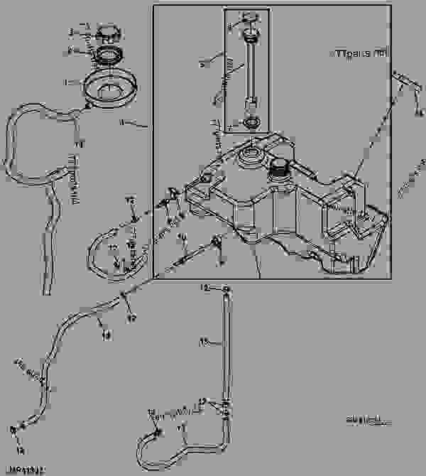 John Deere 317 Wiring Harness John Deere Z225 Wiring