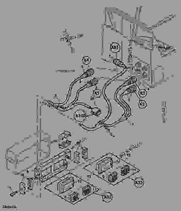 ELECTRONIC BOX WIRING HARNESS (CENTRAL ELECTRIC SYSTEM