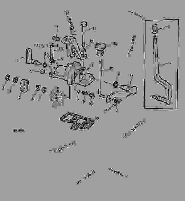 John Deere 2020 Hydraulic Diagram. John. Tractor Engine