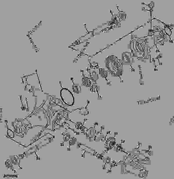 John Deere 4100 Tractor Wiring Diagram. John Deere