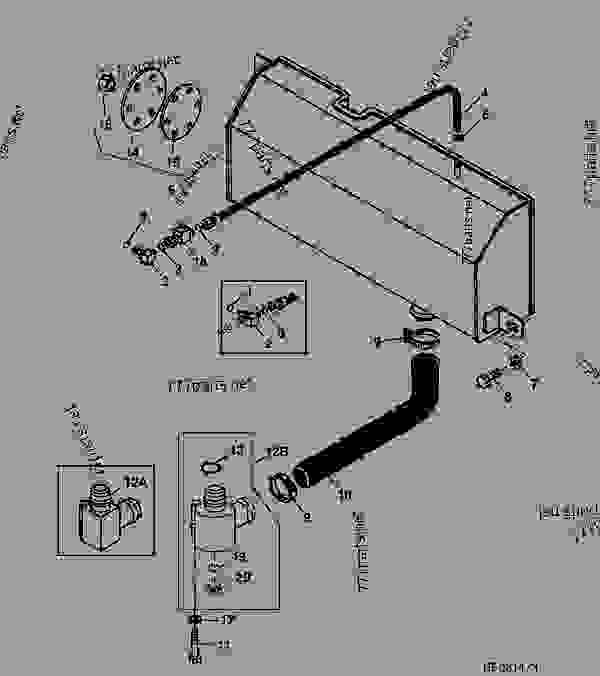 Auxiliary Reservoir (12 Speed Syncro/24 Speed PowrSync