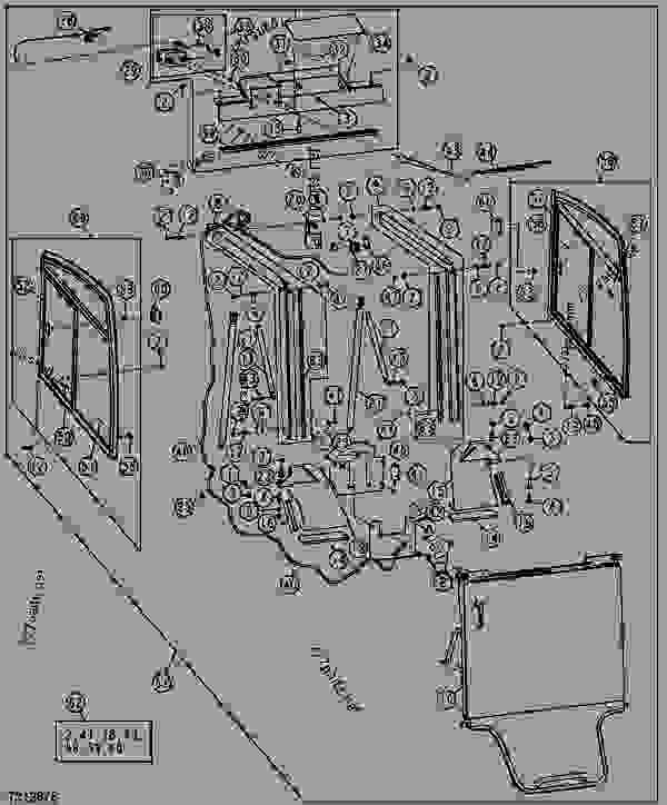 John Deere Z245 Wiring Diagram John Deere LA115 Wiring