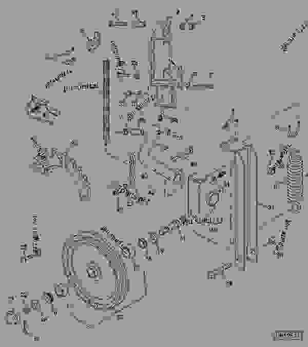 Wiring Diagram For 435 John Deere Round Baler John Deere