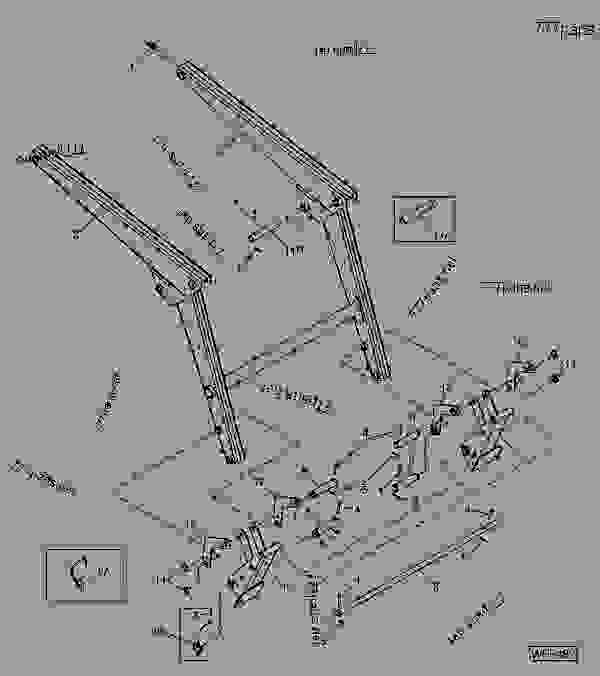 Wiring Diagram: 30 John Deere 410 Backhoe Parts Diagram