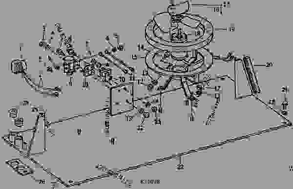 CONDENSER FAN MOTOR AND CIRCUIT BREAKER (HINSON) [04B25