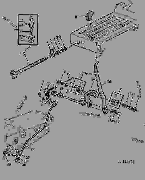 Wiring Diagram For John Deere 2755 John Deere 2755 Tractor