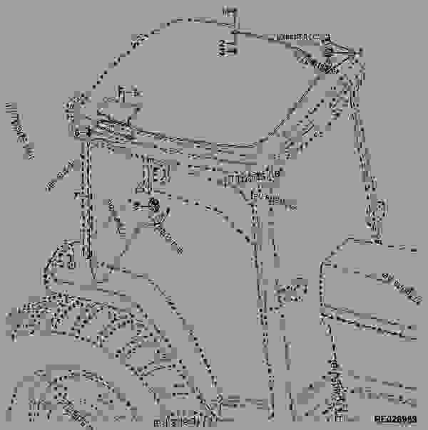 Antenna Cable And Radio Bracket (Mobile Radio) (010000